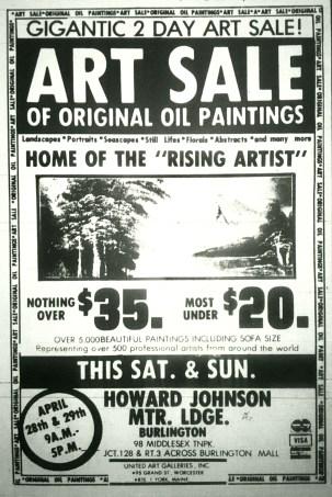 Howard Johnson Motor Lodge, Burlington MA