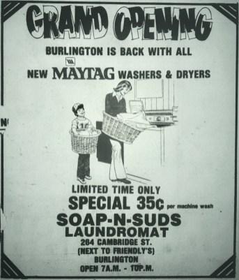 Soap-N-Suds Burlington MA