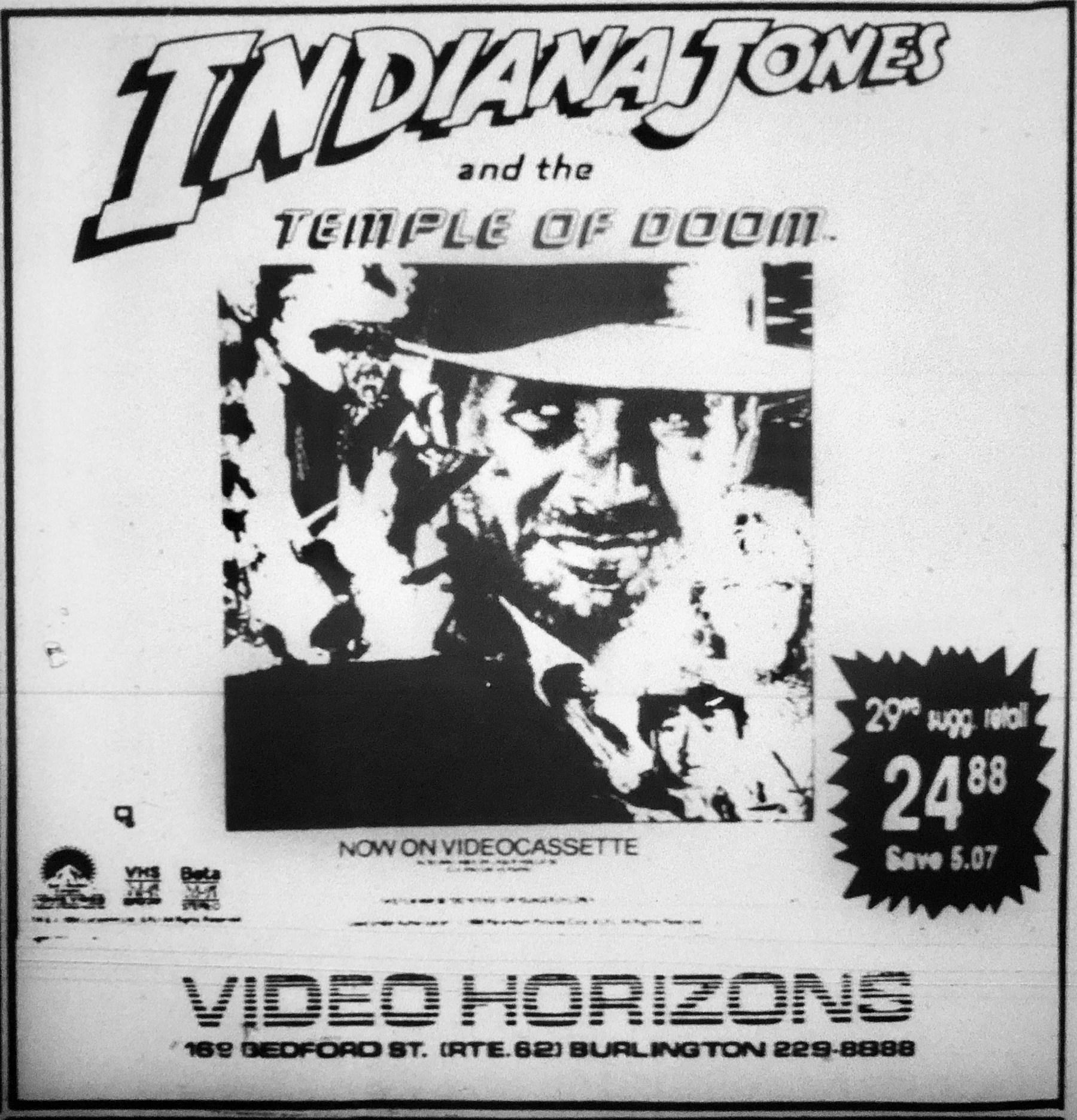 Video Horizons, Burlington MA