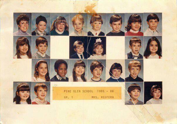 1985 Pine Glen School Burlington MA Redfern