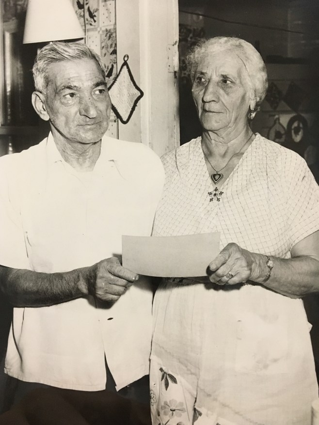 Stylianos and Lena Rahanis