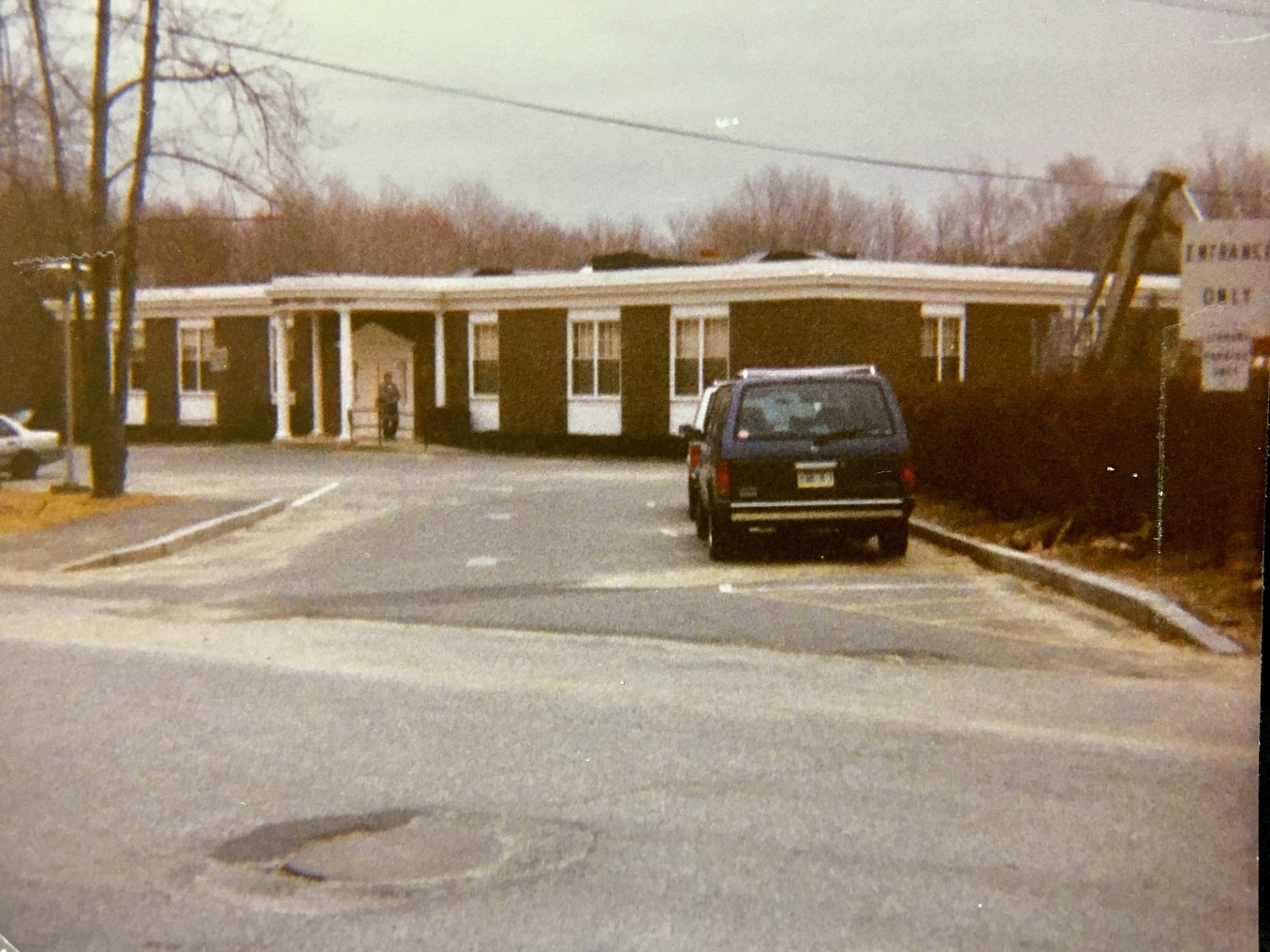 Burlington Public Library, 1968 to 1995