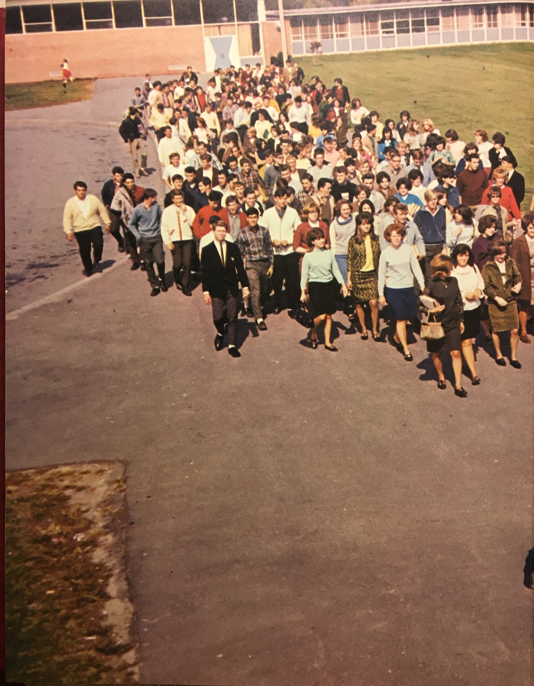 Burlington High School (MSMS) 1968