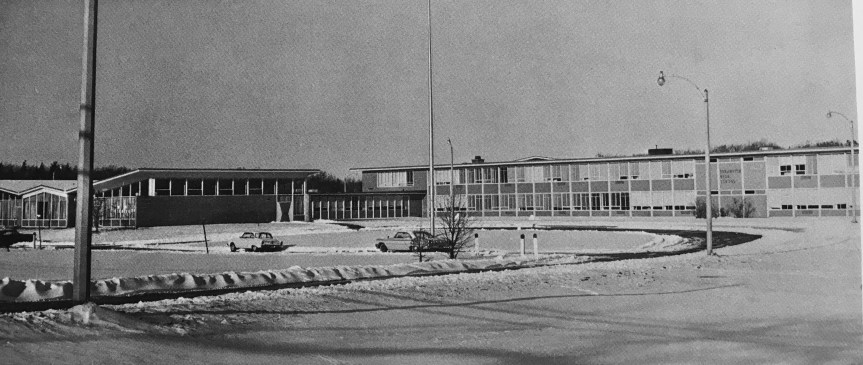Burlington High School (MSMS now)