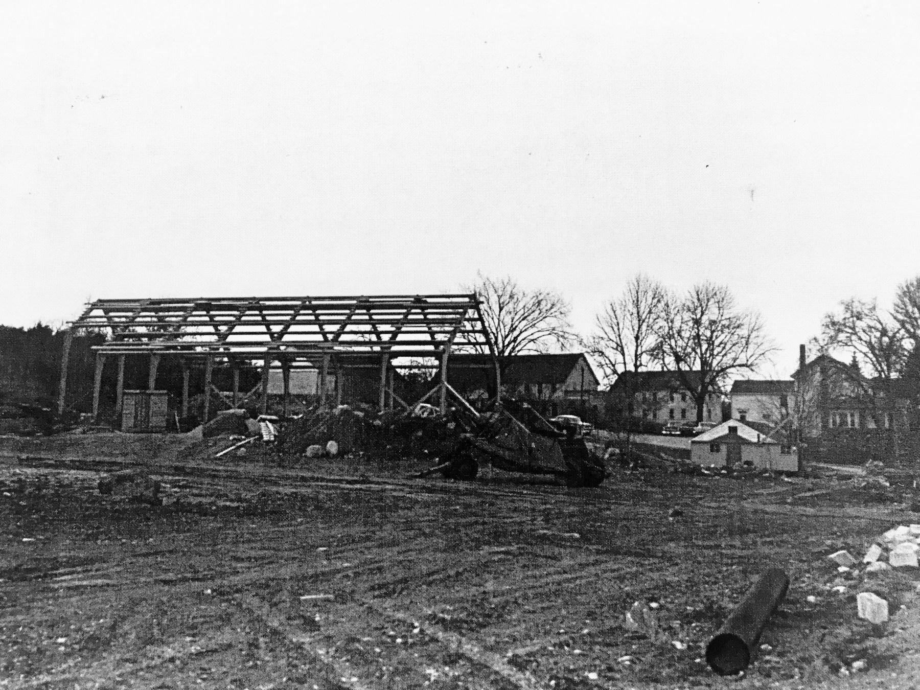 St. Margaret's construction, Burlington MA