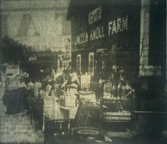 Lincoln Knoll farm and auction, Burlington MA