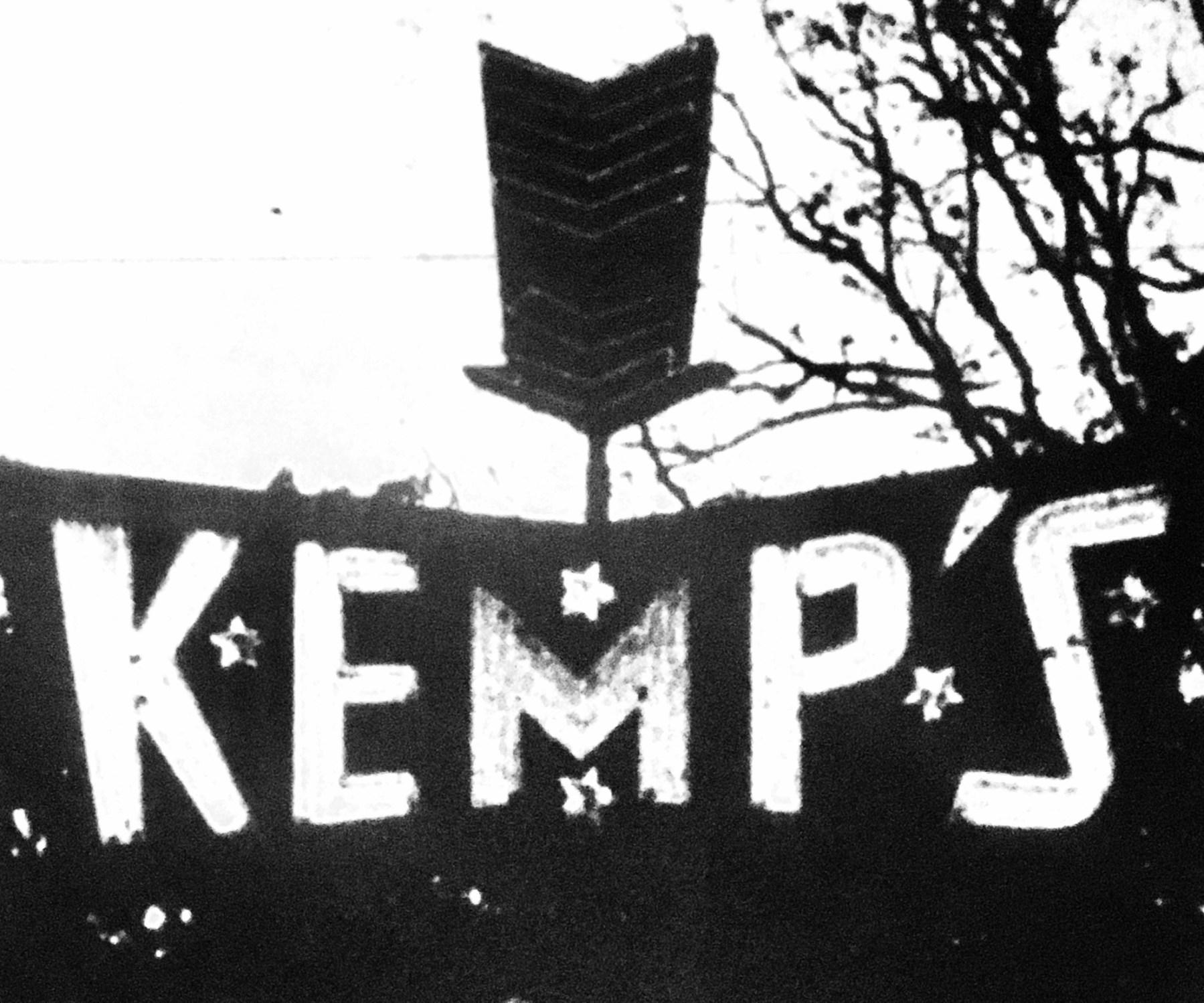 Kemp's sign