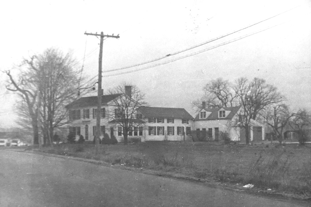 William Kerrigan Sr.'s home from 1930 to 1958.