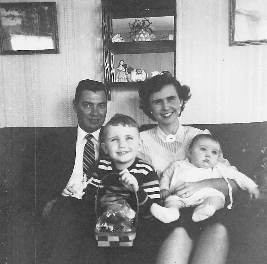 Kerrigan Farm family, Burlington MA