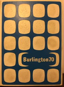 Burlington High School Burlington MA 1970 yearbook