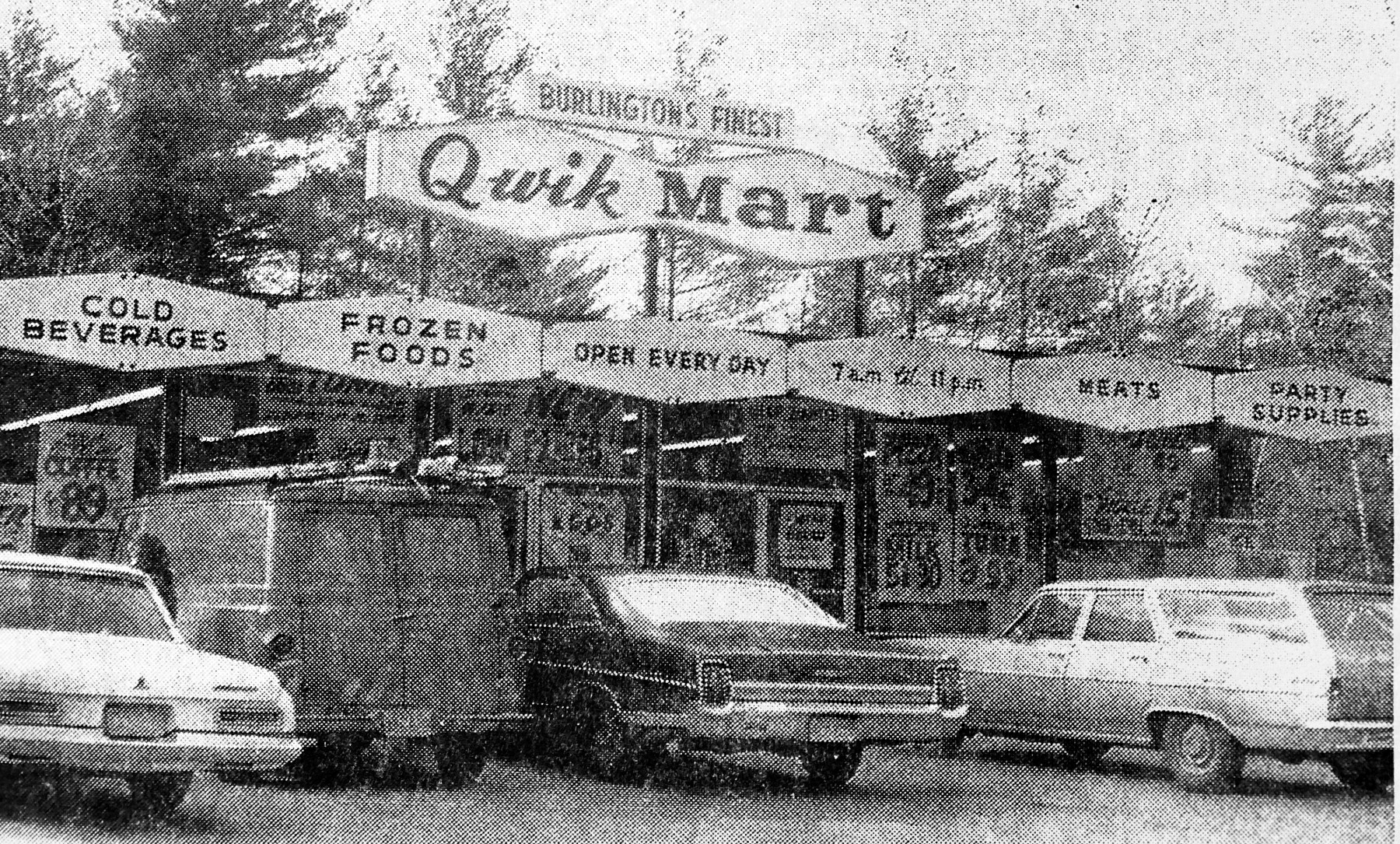 Qwik Mart, Route 62 plaza , Burlington MA
