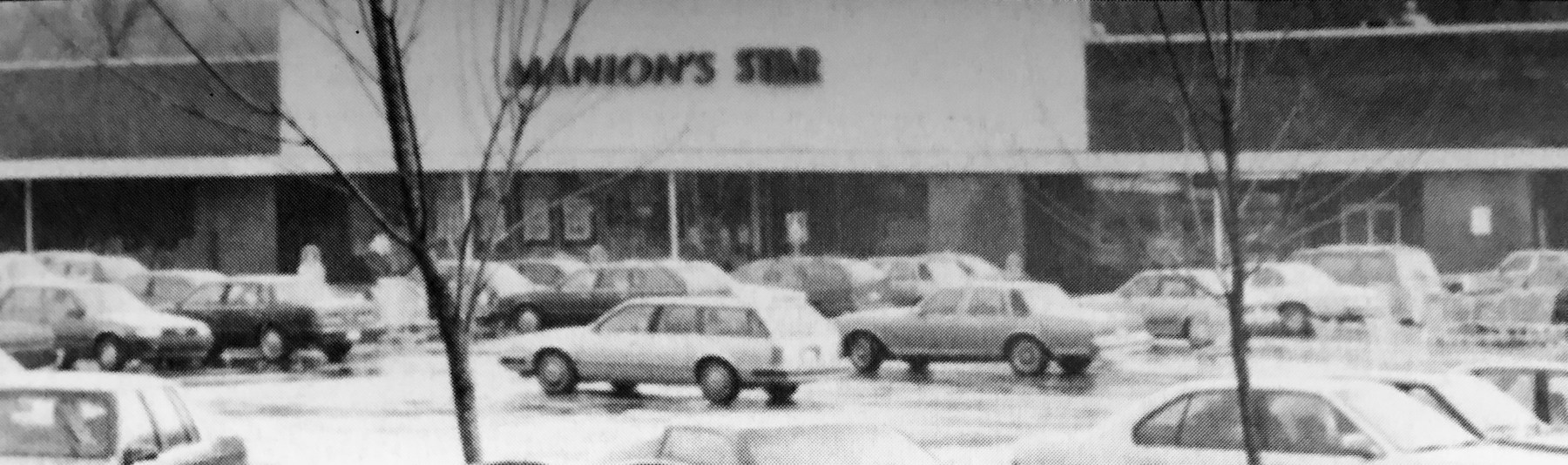 Manion's Star Market, where Pure Hockey is now