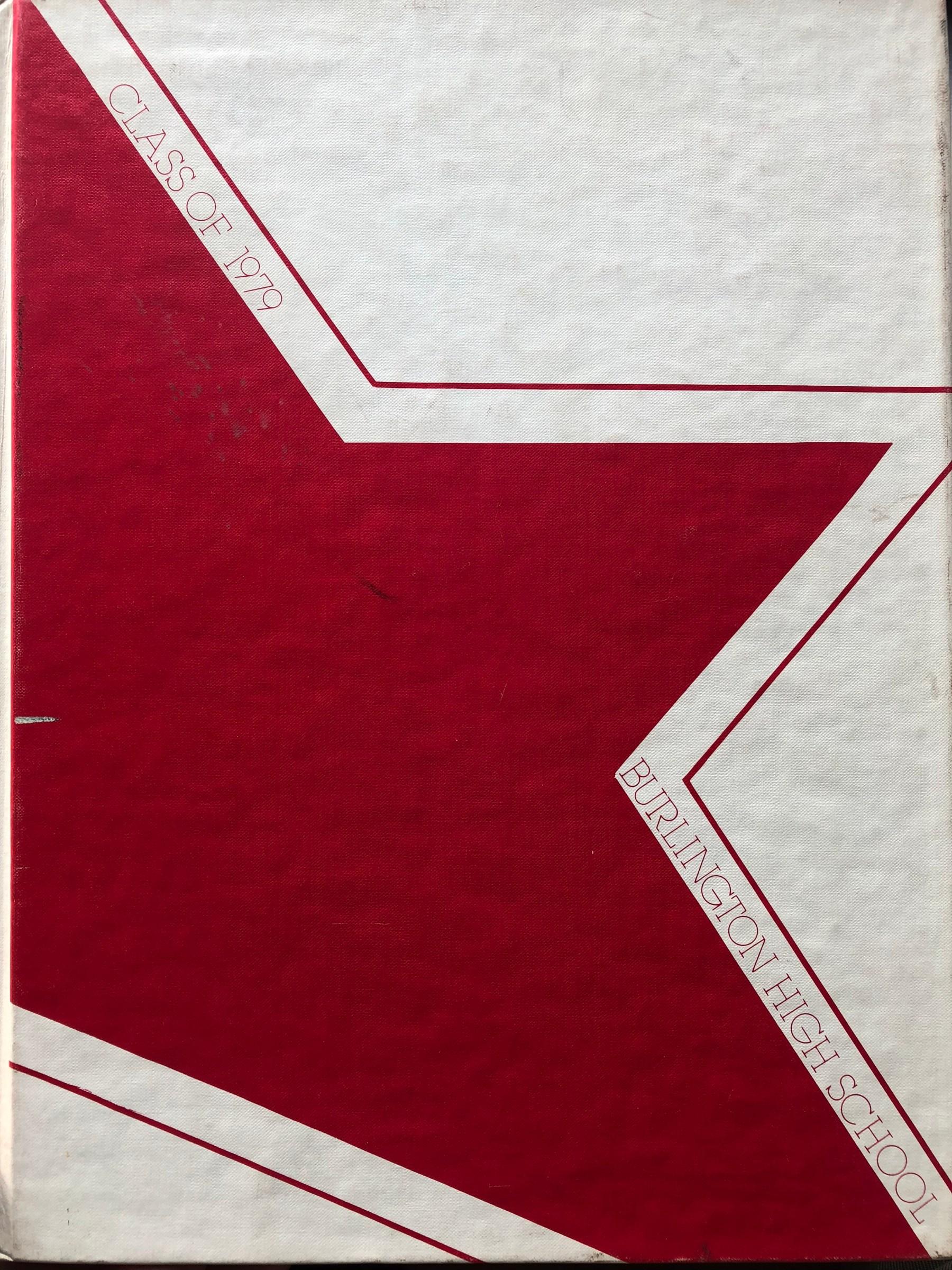 Burlington High School Burlington MA 1979 yearbook
