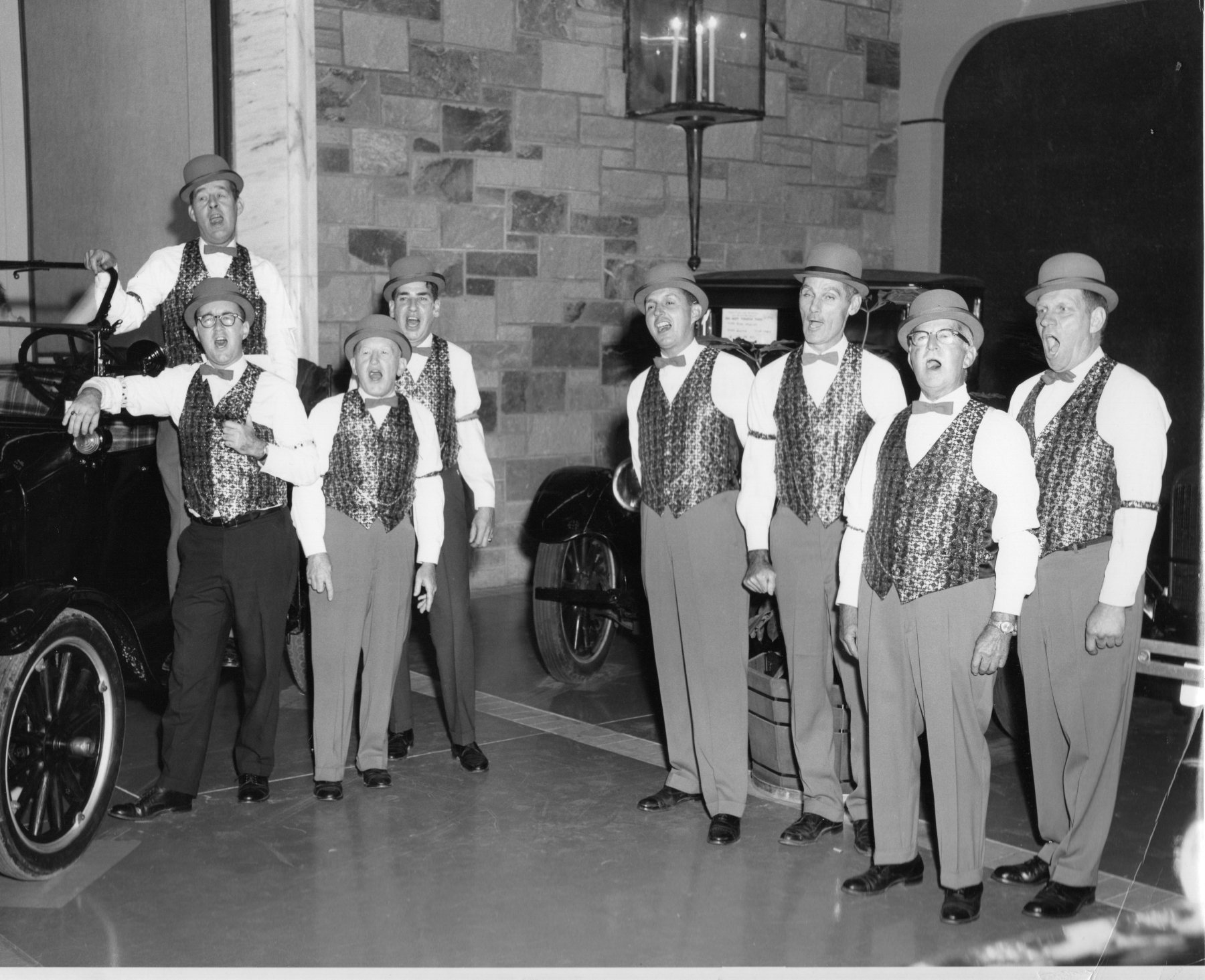 """Good Old Days"" event at Burlington Mall (John Hanron files)"