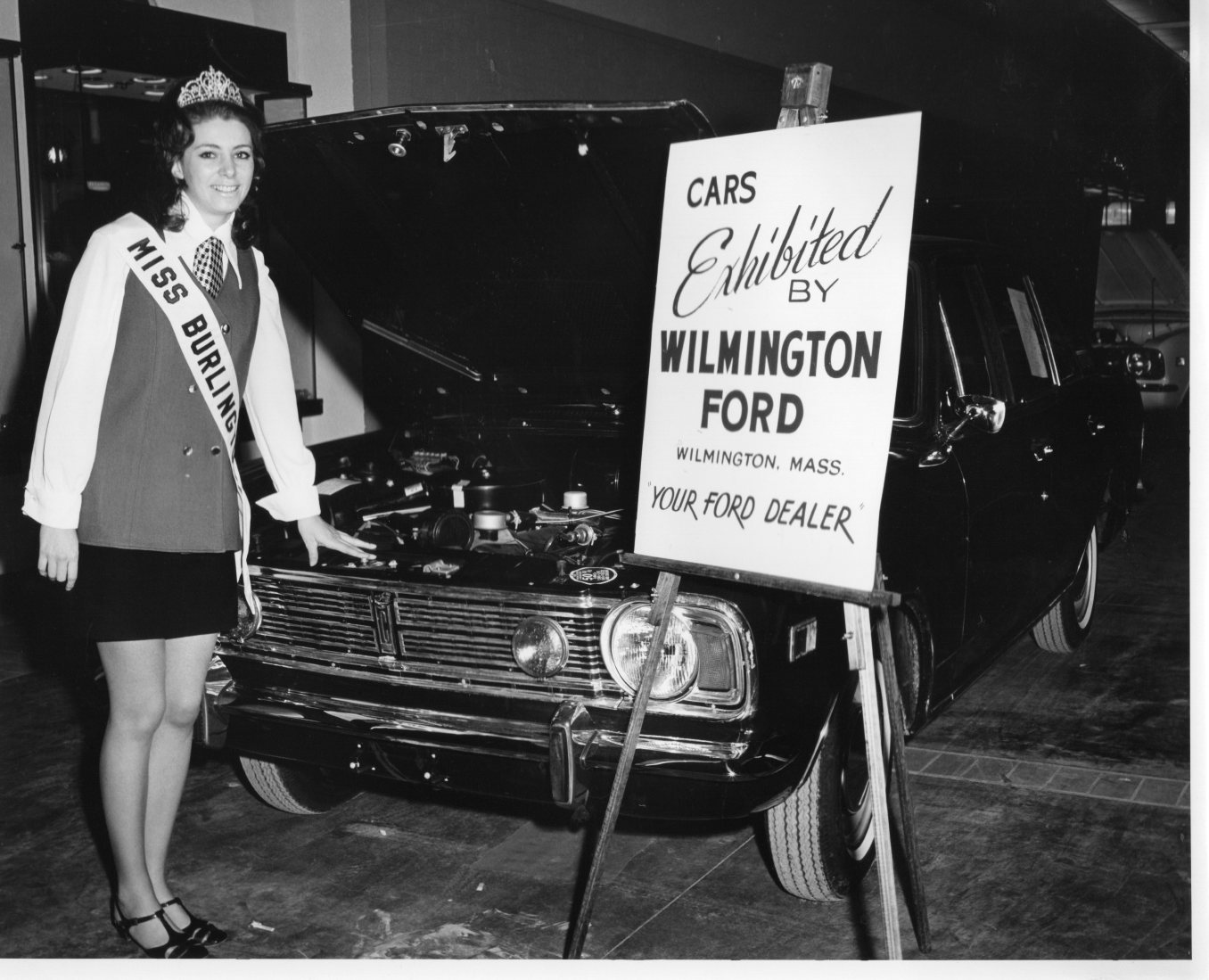 Miss Burlington Wilmington Ford