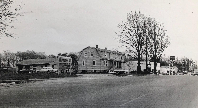 VFW building Burlington, MA
