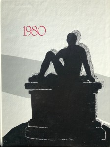 1980 Burlington High School yearbook, Burlington MA