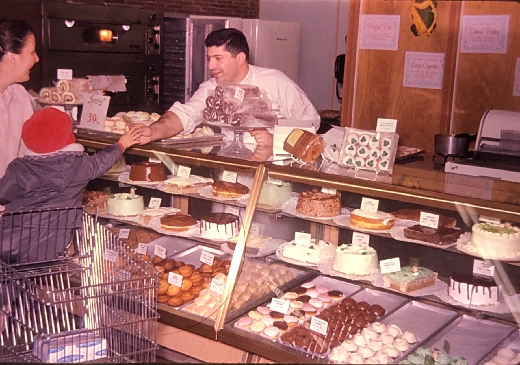 IGA Foodliner bakery Burlington MA