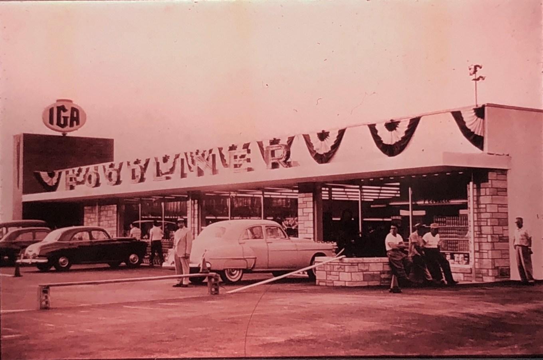 IGA Foodliner Burlington MA