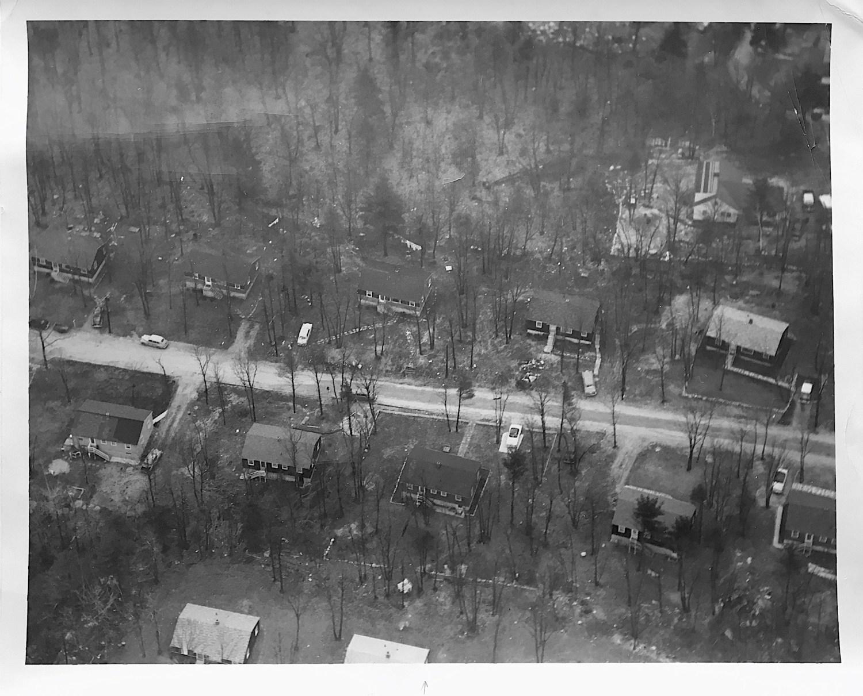Lantern Lane Burlington MA 1954