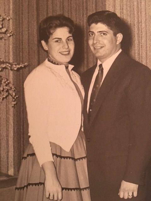 Arlene and George Kolovson