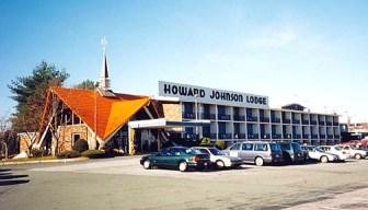 Howard Johnson Motor Lodge Burlington MA 5