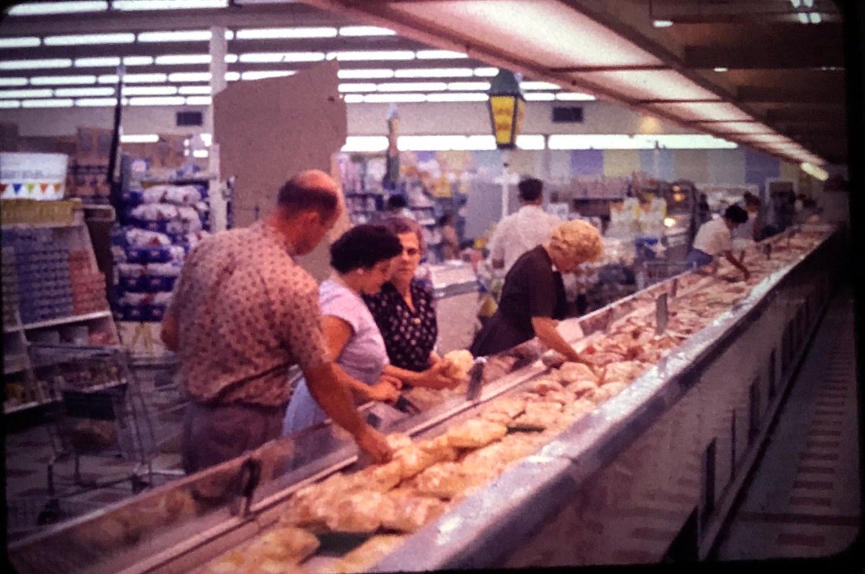 IGA meat department Burlington MA