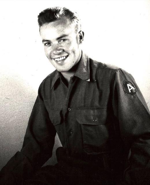 Harry Donahue army