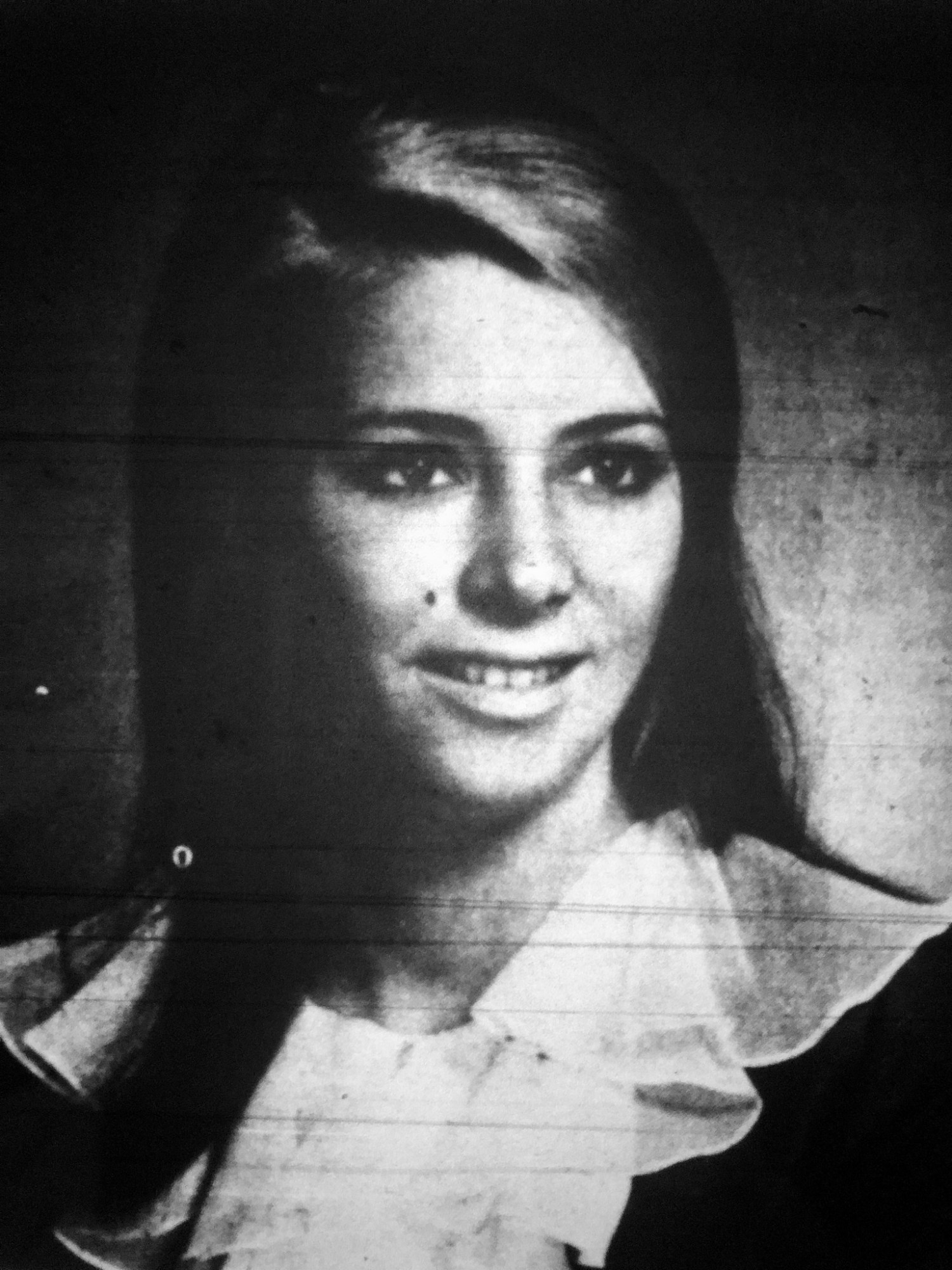 Shirley Capecci, Miss Burlington 1968