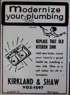 Kirkland & Shaw Burlington MA