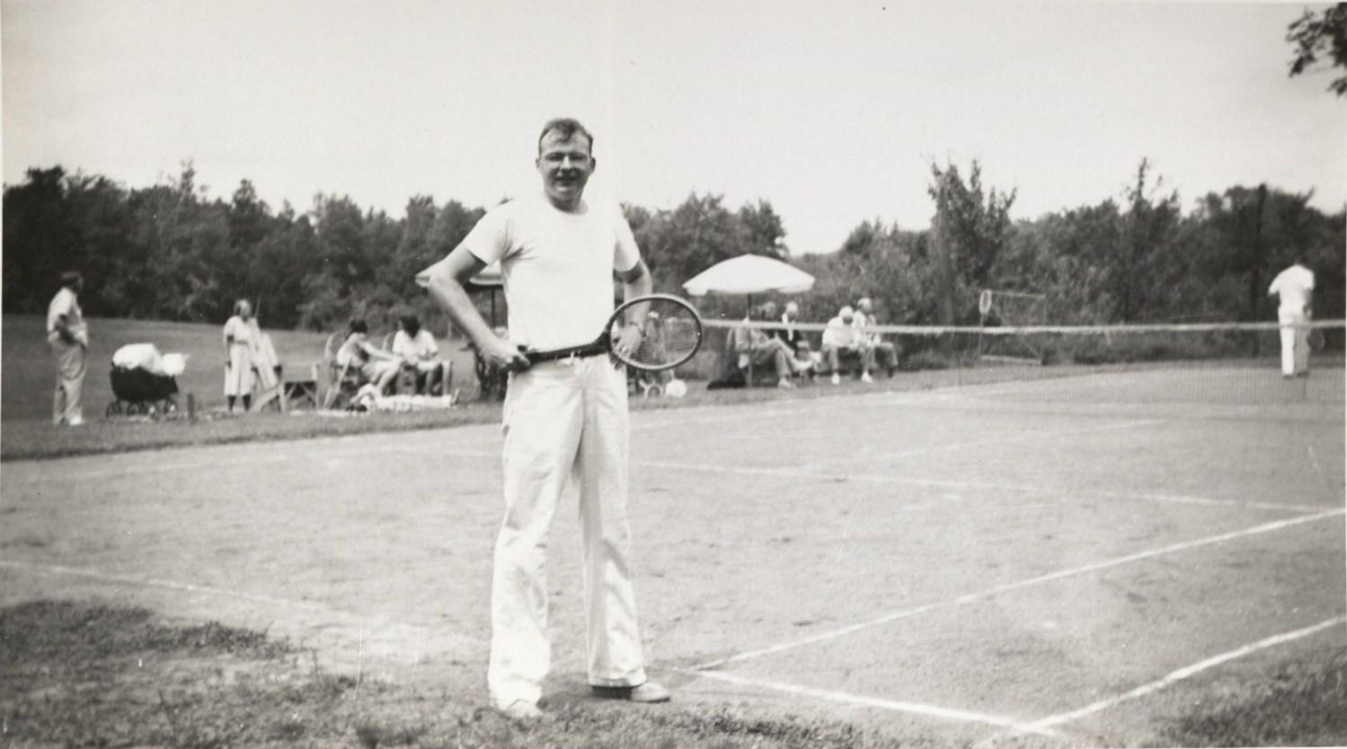 James MacGregor Burns, Burlington MA