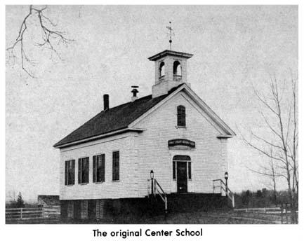 original Center School Burlington MA