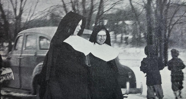 St. Margaret Parish mid-1940s
