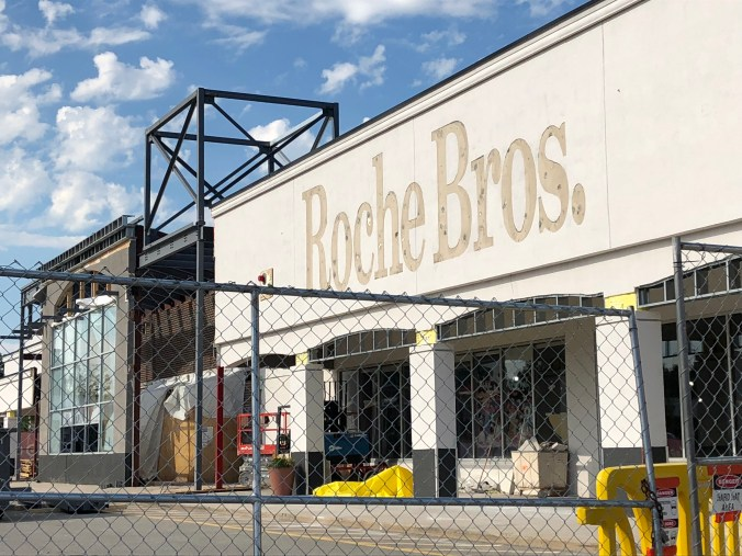 Roche Bros. transformation to Target July 2018