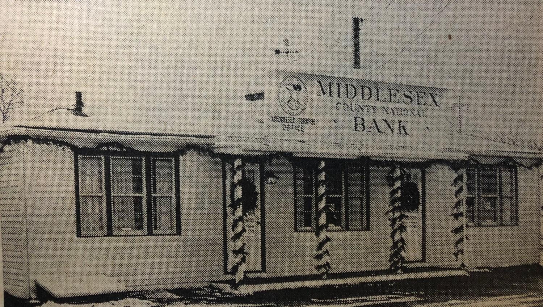 Middlesex County National Bank Burlington MA