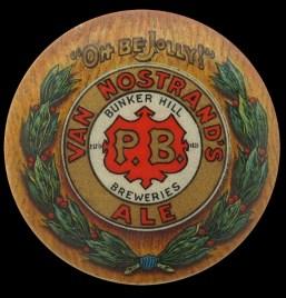 P.B. Ale logo