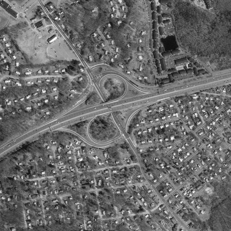 Winn_Street_full_cloverleaf-1995, Burlington MA
