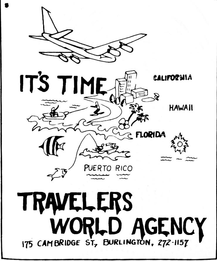 Travelers World Agency
