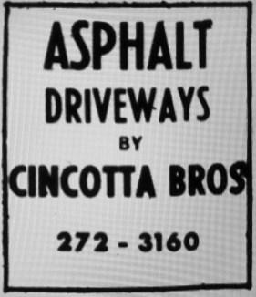 Cincotta brothers ad