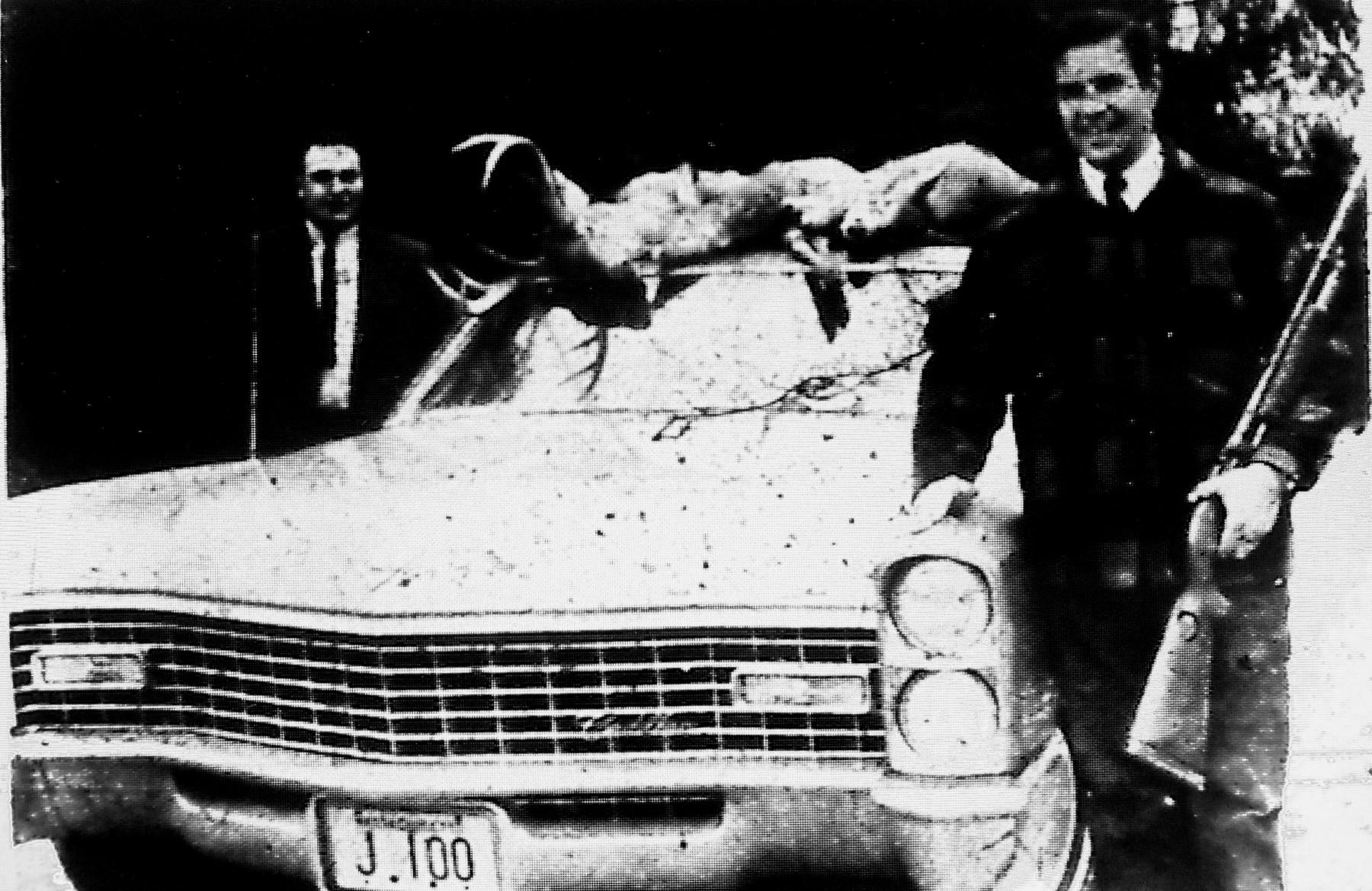 John Marino with kill