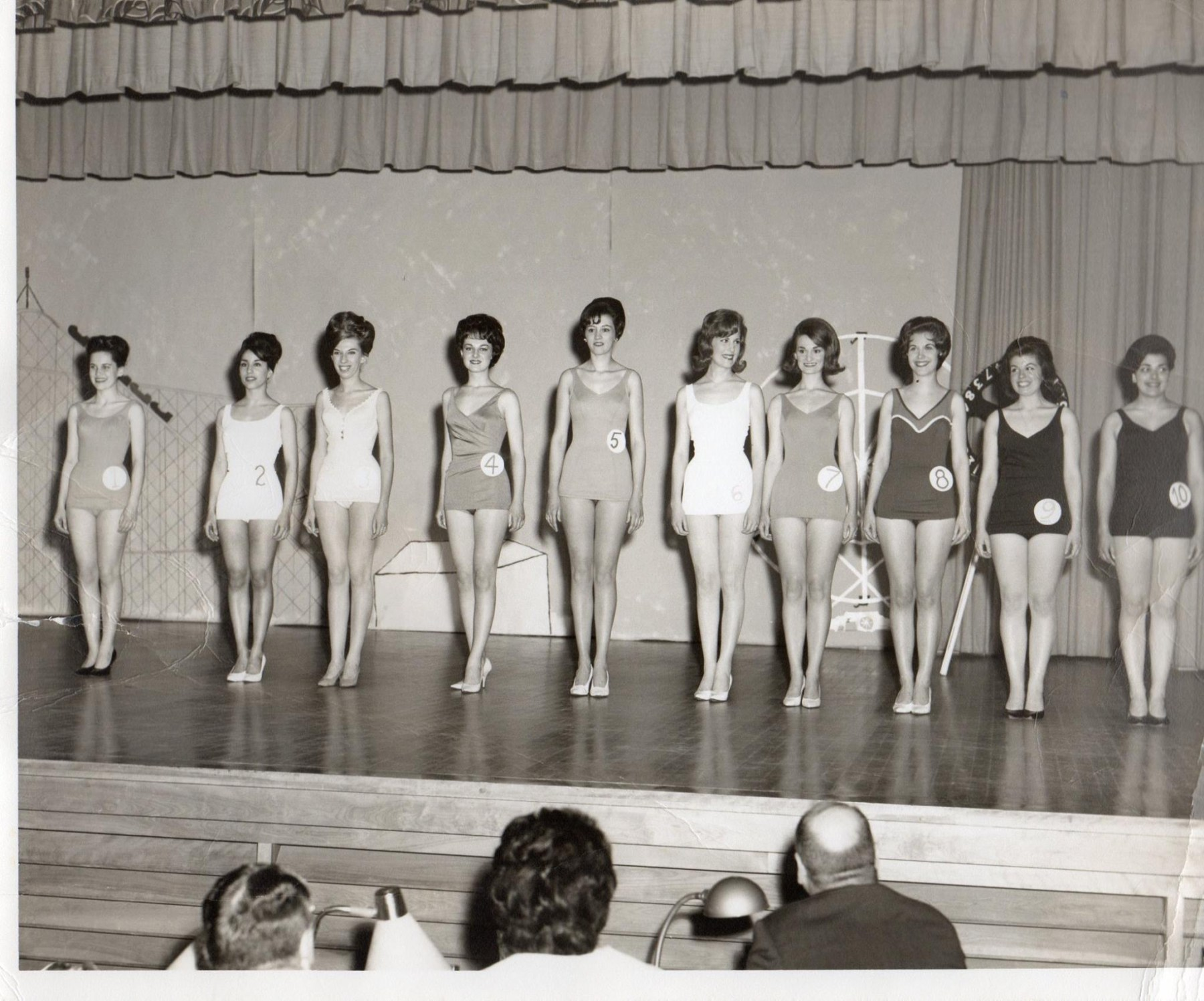 Miss Burlington pageant 1965, Burlington MA