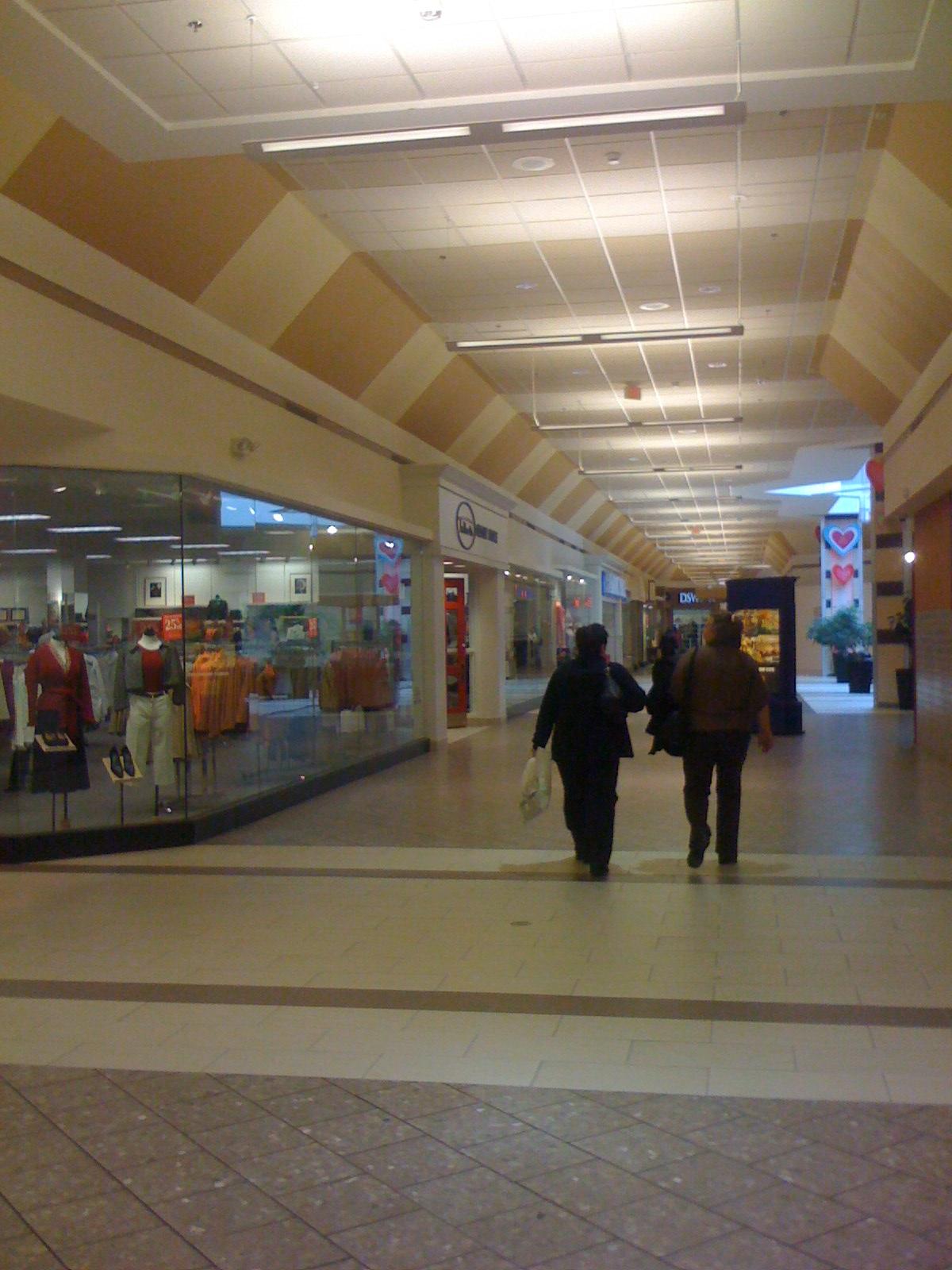 Woburn Mall 2001 -2