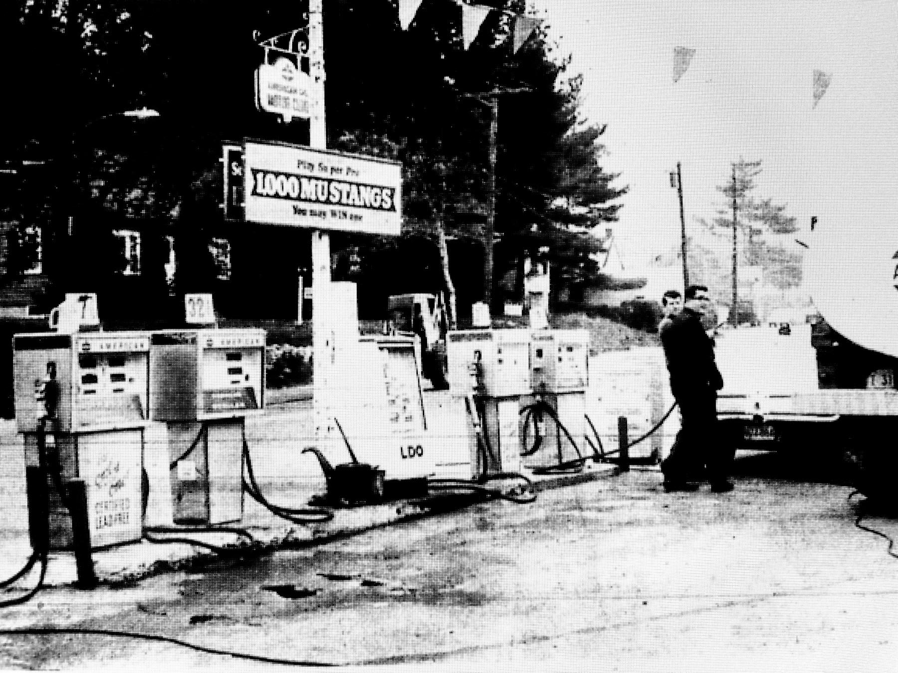 Ralph and Richard's American Service Station, Burlington MA