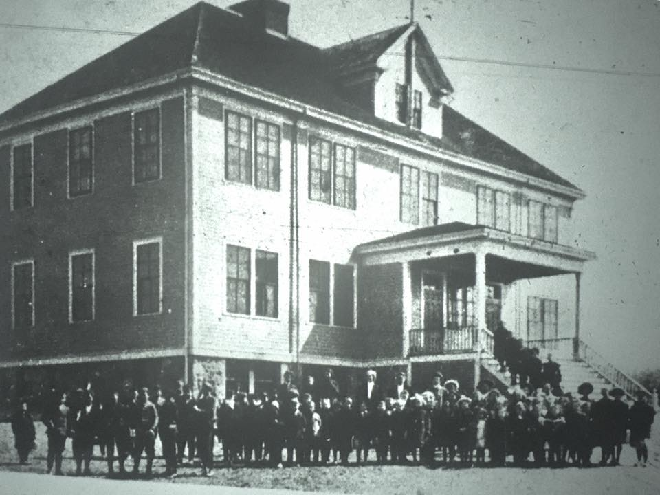 Union School, built 1897