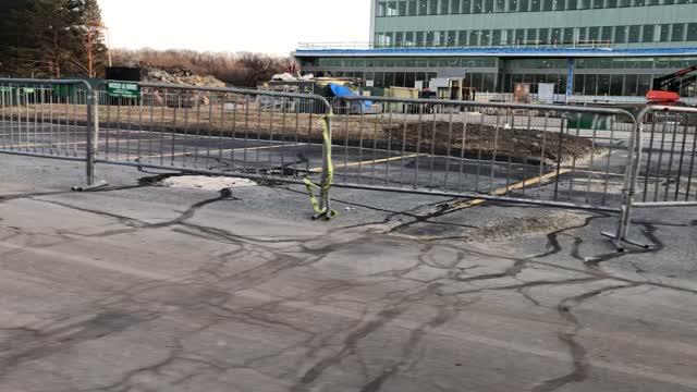 MIssile silo Burlington MA video