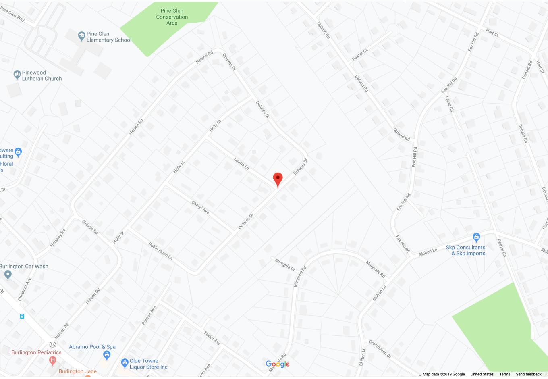 Dolores Ave. Burlington MA