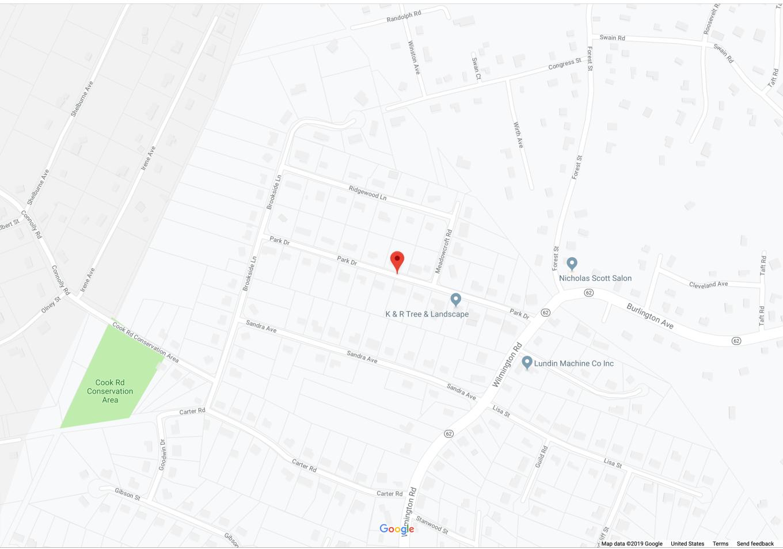Park Drive, Burlington MA