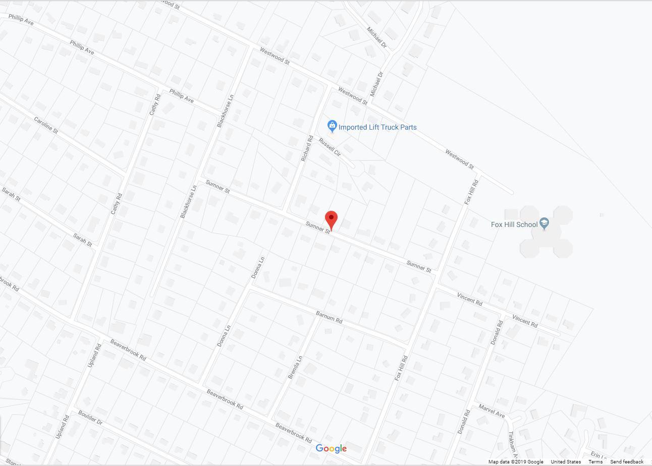 Sumner Street, Burlington MA