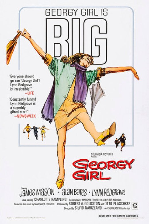 Georgy Girl poster