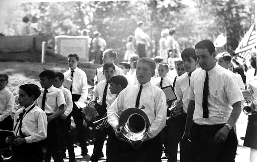Parade Band 2, Burlington MA